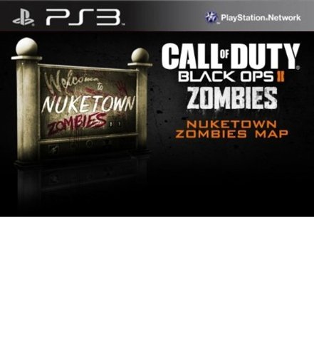 Call of Duty Black Ops II: Nuketown Zombies DLC - PS3 [Digital Code]