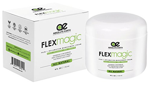Relief Recovery Cream MAXIMUM STRENGTH product image