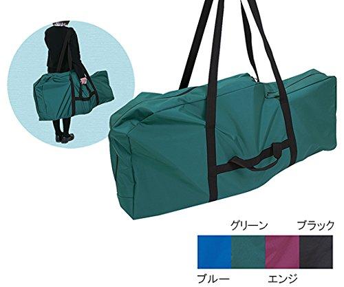 高田ベッド ポータル用キャリーバッグ TB-1081 幅50×長さ110×厚み18cm ブルー B07DNY1RHQ