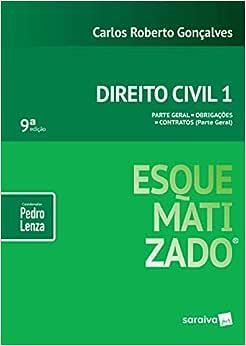 Direito civil esquematizado® : Parte geral : Obrigações : Contratos - 9ª edição de 2019: Parte Geral - Obrigações - Contratos (parte Geral)