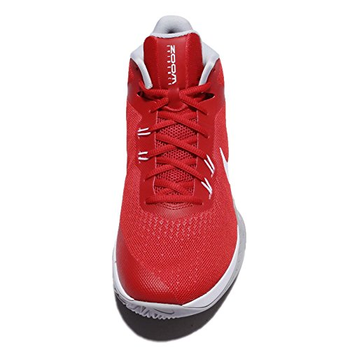 Nike Maglietta a maniche corte Legend da donna rosso (University Red/White-Wolf Grey)