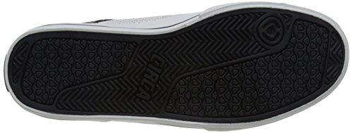 C1rca Mens Al50 Se Skate Shoe Bianco / Nero