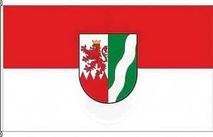 Vertical Bandera Dern BACHMANN–150x 500cm–Bandera y