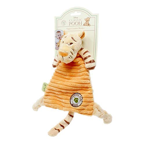 Tigger Comfort Blanket Hundred Acre Wood Collection Winnie the Pooh