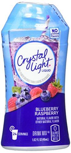 Crystal Light Liquid Blueberry Raspberry product image