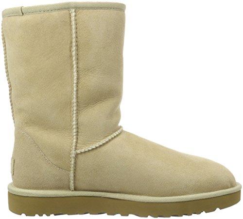 UGG Damen Classic Short II Boot Sand