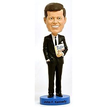 Amazon Com Royal Bobbles Ronald Reagan Bobblehead Toys