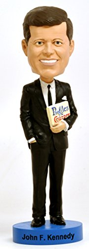Royal Bobbles John F. Kennedy Bobblehead