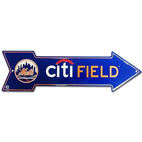 Signs 4 Fun Sabmc NY Mets-Citi Field Stadium, Arrow Sign ()