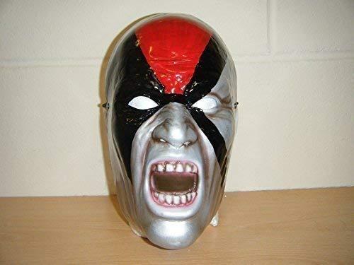 WRESTLING MASKS UK Demolition Crush Wrestling Mask Fancy Dress Up Costume Outfit WWE WWF Adult -
