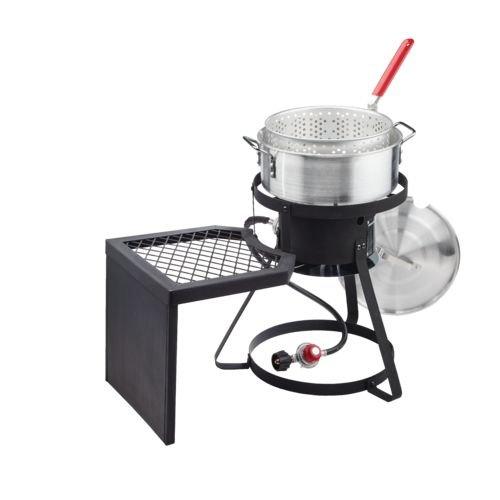 Backyard pro turkey fryer 28 images brinkmann 42 quart for Walmart fish fryer