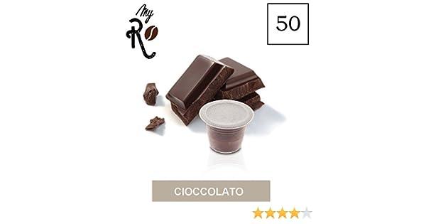FRHOME - 50 Cápsulas de Café compatibles Nespresso - Café aroma de ...