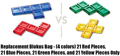 Blokus pieces. Fill your missing set!!