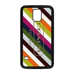HRMB Coach design fashion cell phone case for samsung galaxy s5