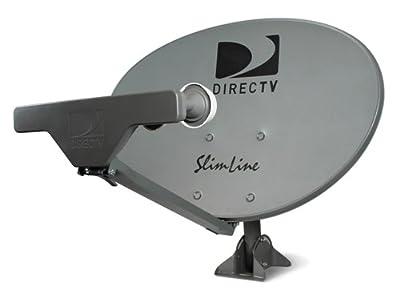 Solid Signal SL5T-SWM SlimLine Satellite Dish for HD Programming from Signal Group, LLC