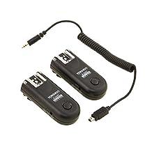 Yongnuo RF-603NII-N3 Wireless Flash Trigger Kit for Nikon D600 D7000 D5200 D3000
