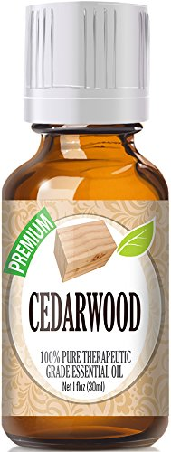 Cedarwood (30ml) 100% Pure, Best Therapeutic Grade Essential Oil - 30ml / 1 (oz) Ounces