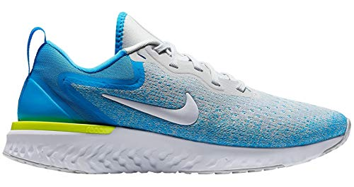 Odyssey Para De Gris Mujer Lobo React Zapatillas Running blanco Nike fXwxdqtq