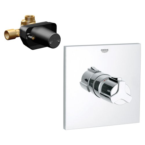 Grohe K19305-34397R-000 Allure Thermostat Trim with ()