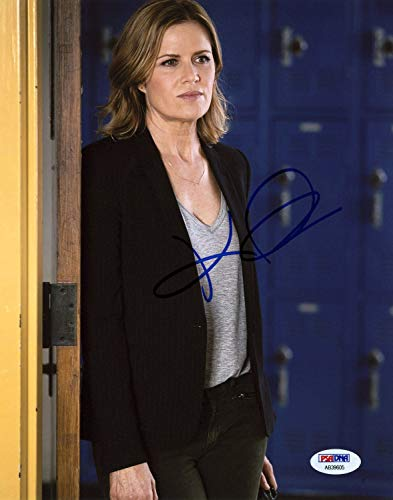Kim Dickens Autographed Signed PSA/DNA Authentic 8x10 Photo Autographed Signed Fear The Walking Dead -