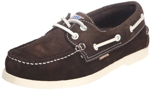 Castor US Marron Mocassini Assn Marrone uomo Polo Suede J4654 qTqBPW4R