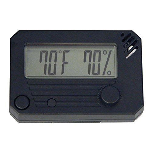 Quality Importers HygroSet II Hygrometer for Cigar Humidors