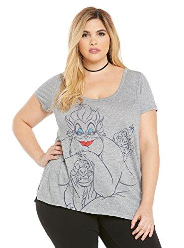 Disney-Villains-Ursula-Asymmetrical-Tee