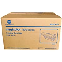 Konica Minolta MagiColor 1600W Laser Printer OEM Drum - 45,000 Pages Mono, 11,250 Pages Color