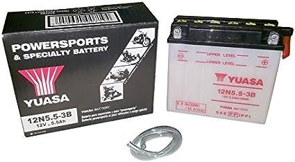 Yuasa Batterie 12n5 5 3b Offen Ohne Saeure