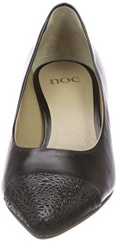 Noe AntwerpNancy Pump - Scarpe con Tacco Donna Nero (Nero)