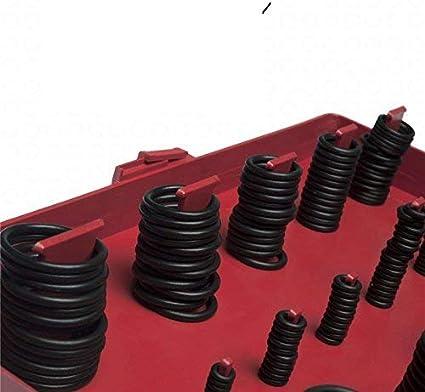 /Ø 3-50 mm sistema metrico guarnizioni circolari Set di anelli Metric O-Ring 419 pezzi per vari usi