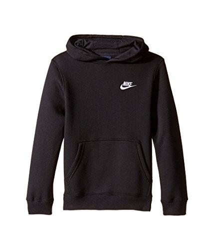 Nike Boys NSW HOODIE PO #805504-010 (L)