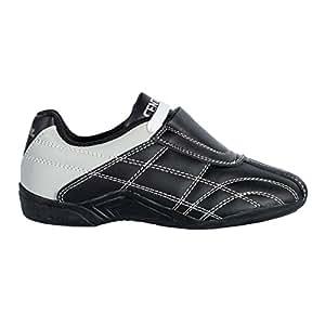 Century Lightfoot Martial Art ShoesBlack-1 1/2