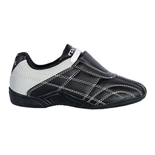 Jahrhundert Lightfoot Martial Arts Schuhe Schwarz