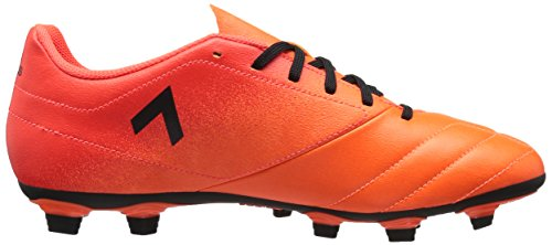 adidas Men's Fxg 4 Soccer Black Shoe 17 Performance Red Ace Solar Orange Solar 1qrwFx1Aa