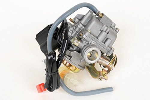 Stock Gy6 - Fanz 50cc 18mm Carburetor Gy6 49cc Carb Quad Scooter