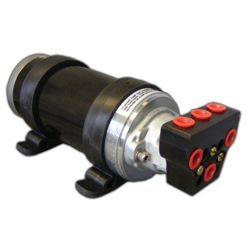 Octopus Autopilot Pump Type 2 Adjustable Reversing Pump w/Shut-Off Valve - 12V up to 22ci Cylinder (44314) ()
