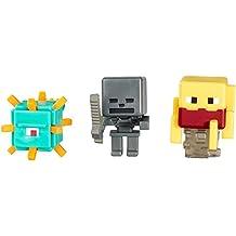 Minecraft Collectible Figures Set K (3-Pack) Series 3