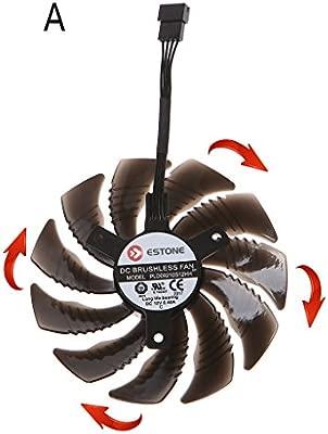 Cutebility T129215SU - Ventilador de refrigeración para ...