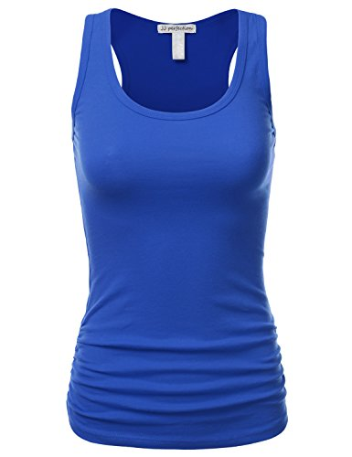 Royal Blue Tank Top - 5