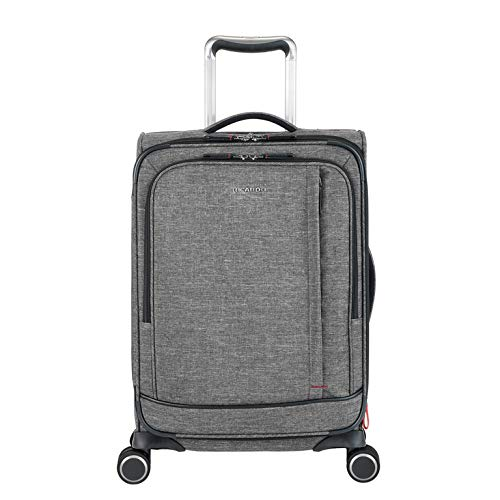 Ricardo Beverly Hills Malibu Bay 2.0 20-Inch Carry-On Suitcase (Gray)