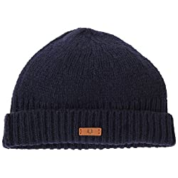 Fred Perry Men's High Ribbed Beanie