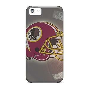 VIVIENRowland Iphone 5c Shockproof Hard Cell-phone Case Allow Personal Design HD Washington Redskins Image [eet5565kGco]
