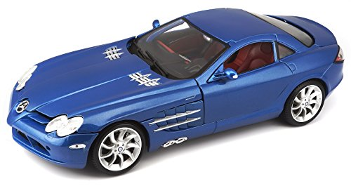 Maisto 1:18 Scale Mercedes-Benz SLR McLaren Diecast Vehicle