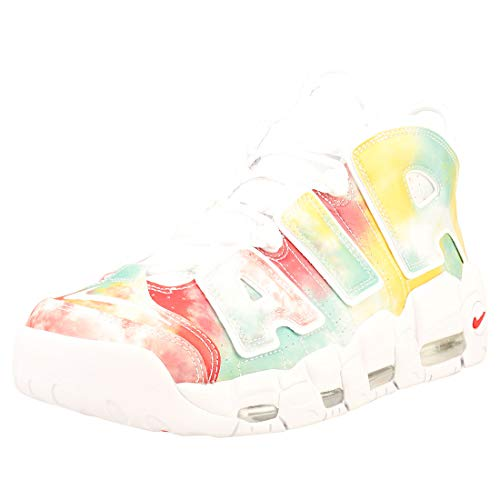 Multicolore Air Chaussures Speed Uptempo White QS Fitness Homme '96 Nike de Neptune Green 700 Amarillo More UK Red HwfdvSSx