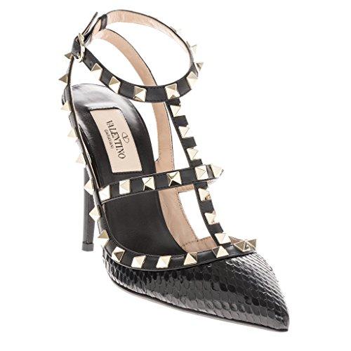 valentino-womens-rockstud-studded-snakeskin-pumps-leather-black-eu-38-us-8