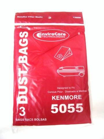 Kenmore Vacuum Bag 5055