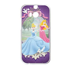 Charming Snow White Cell Phone Case for HTC One M8