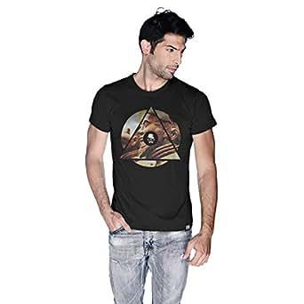 Creo China T-Shirt For Men - Xl, Black