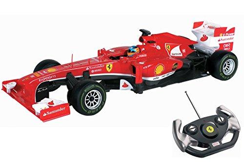 RASTAR Ferrari F138 R/C, Scale: 1/12